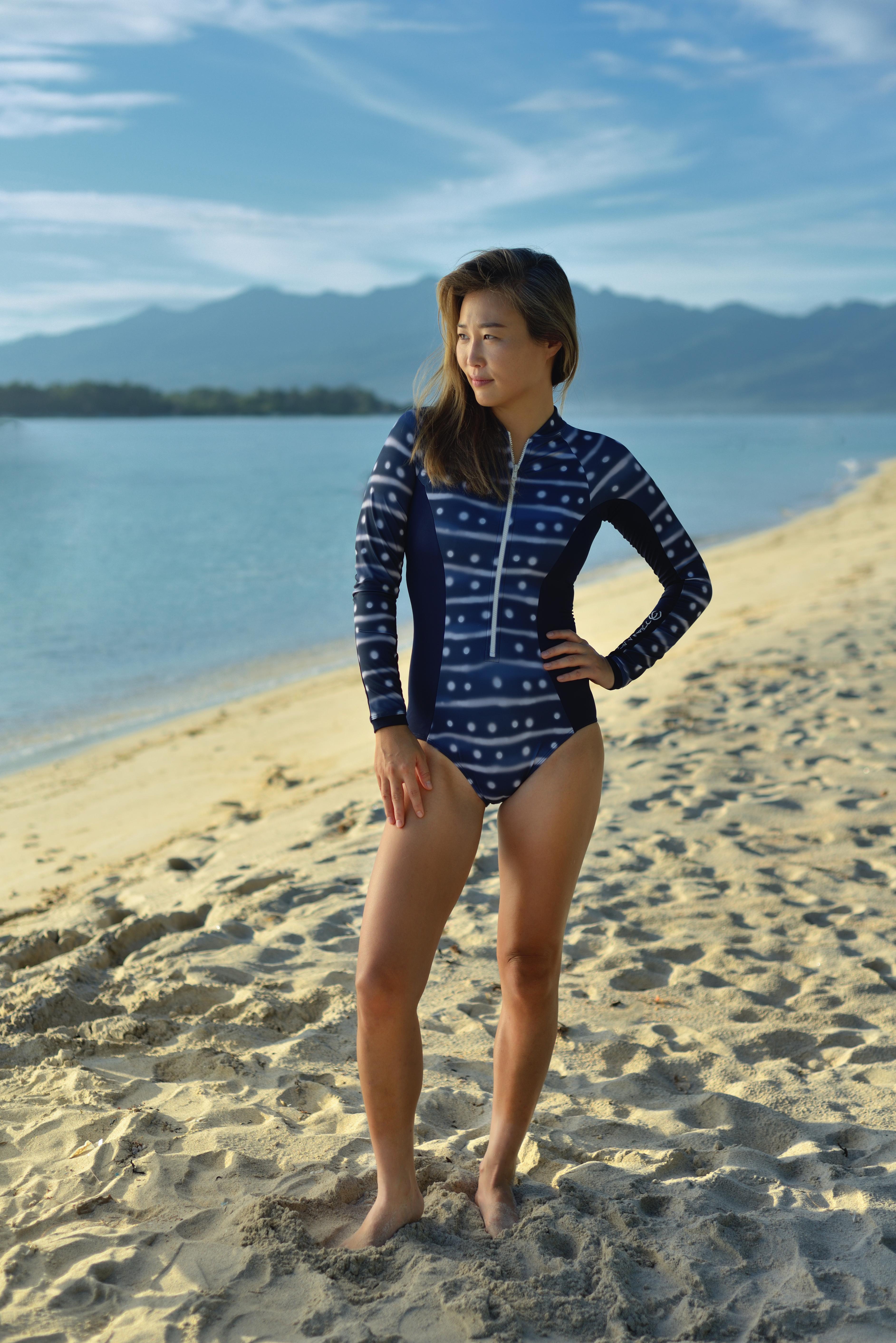 whaleshark swimwear