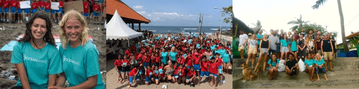 World Cleanup Day Canggu