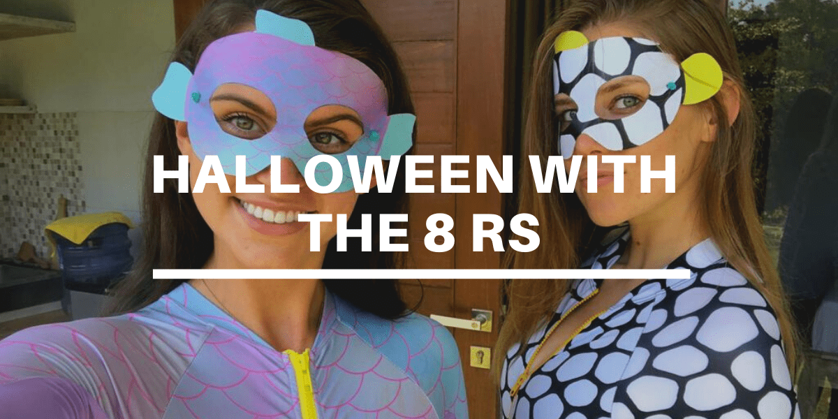 Halloween with the 8 Rs!