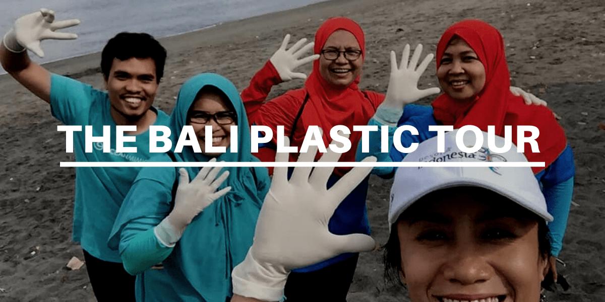 bali plastic tour