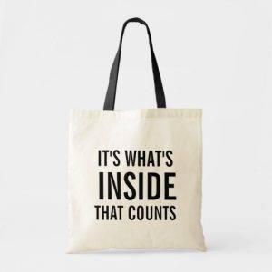 reusable tote bag