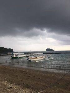 monsoon season bali
