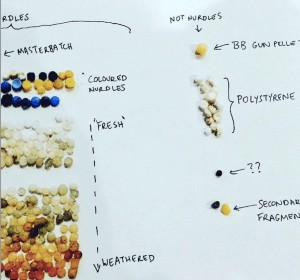 Examples of Nurdles and not Nurdles
