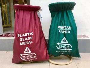 Eco Bali recycling
