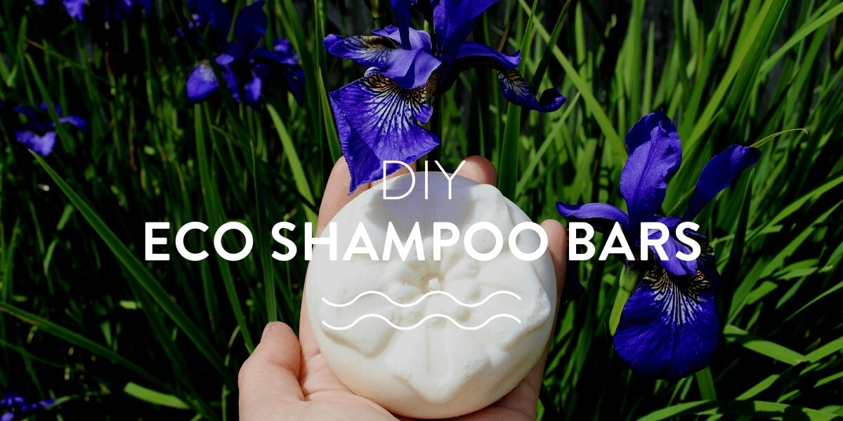 DIY Eco Shampoo Bars