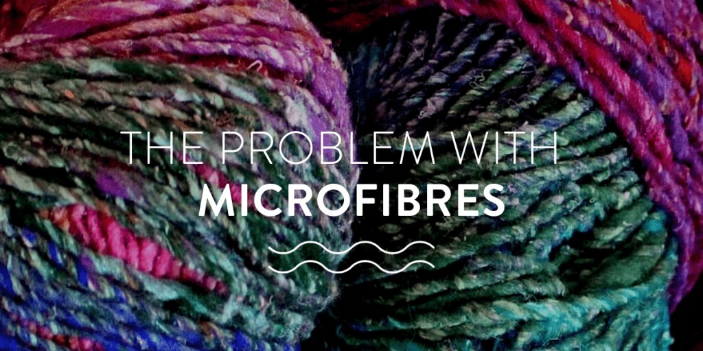 The problem with microfibres