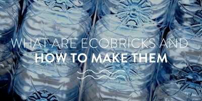 What are Ecobricks and how to make them