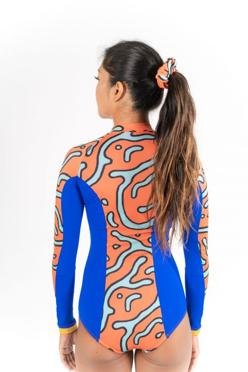 Mandarinfish Bodysuit