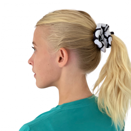 Clown Triggerfish Scrunchie