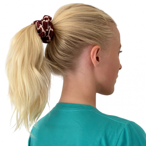 Turtle Scrunchie