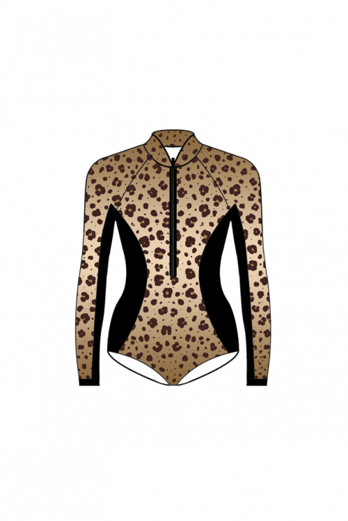 Leopard Shark Bodysuit – LIMITED EDITION