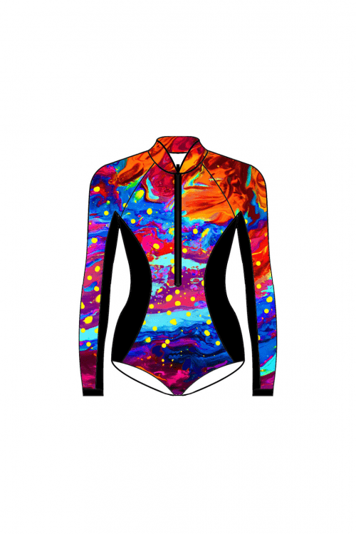 Nudibranch Bodysuit – LIMITED EDITION