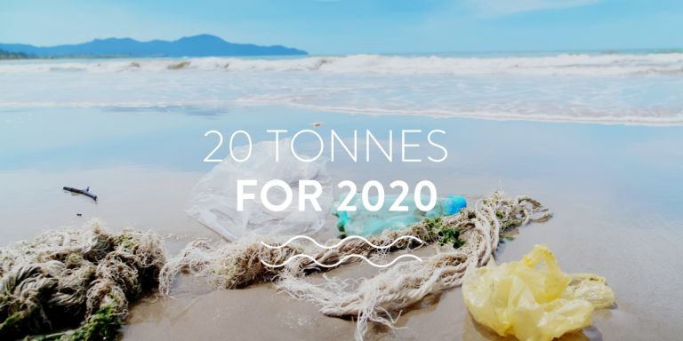 20 tonnes for 2020