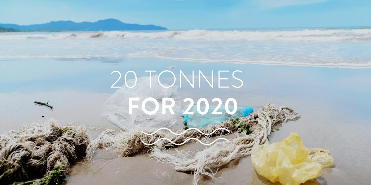 20 tonnes for 2020
