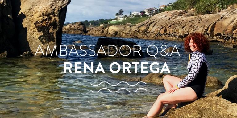 Ambassador Q&A with Ocean Artist Rena Ortega