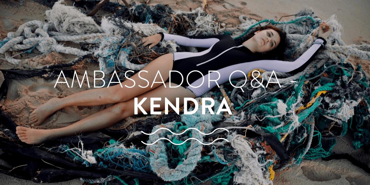 Marine Biologist Kendra Ambassador Q&A