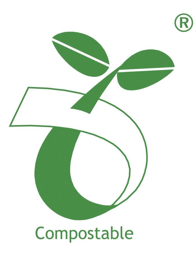 bioplastic logo example