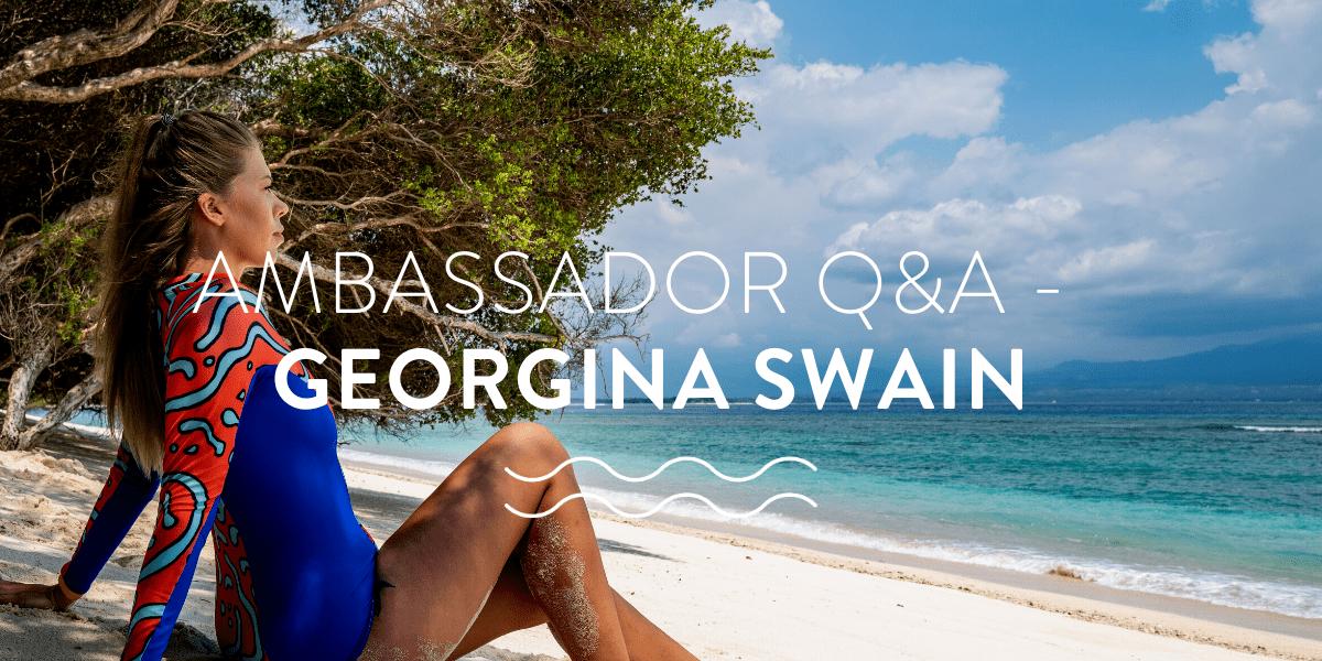 Dive Instructor Georgina - Ambassador Q&A