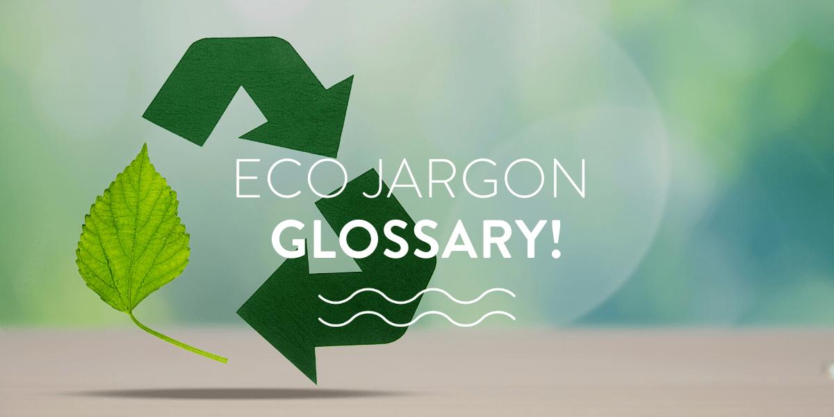 Understanding Eco Jargon & Terminology!