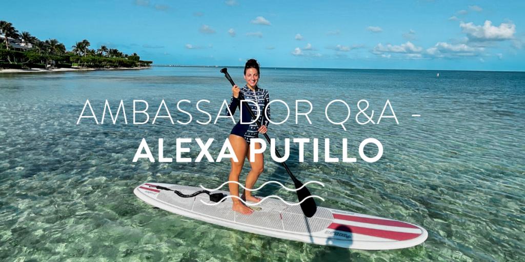 Marine Ecologist Alexa Ambassador q&a
