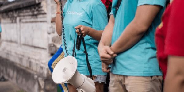 get involved - Bali Cleanup Coordinator